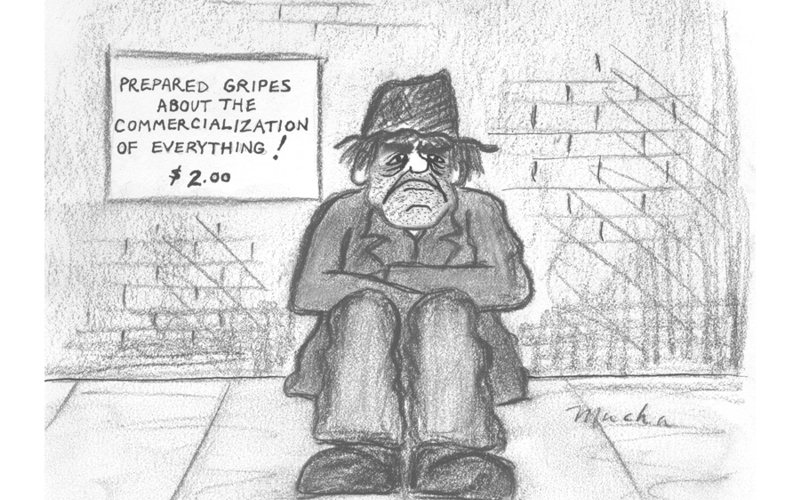 gripes cartoon
